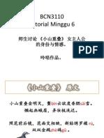 Tutorial M6
