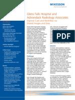 Glens Falls Hospital and Adirondack Radiology Associates