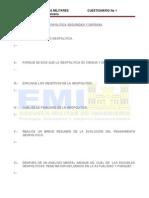 1. CUESTIONARIO GEOPOLITICA - 1