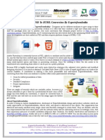 Recommended PSD to HTML Conversion by ExpertsfromIndia