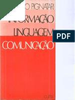 Décio Pignatari- Informação linguagem comunicação