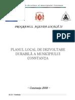 Agenda 21 Constanta
