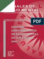 Epidemiologia 2007 Noguchi