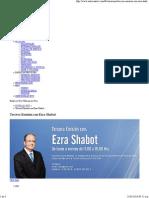 12-12-13 Noticias MVS - Tercera Emisión con Ezra Shabot