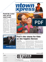 September 18, 2009, Downtown Express