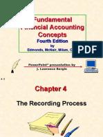 ch04 fundamental of financial accounting by edmonds (4th edition)