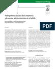 Percepciones sociales de la neumonía y la vacuna