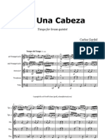 Una Cabeza for Brass Quintet