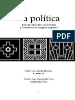 Diálogo sobre política-Indígenas y modenridad