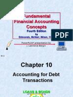ch10 fundamental of financial accounting by edmonds (4th edition)