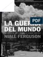 Ferguson La guerra del mundo capitulo 13 (parcial)