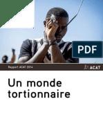 Rapport Torture 2014
