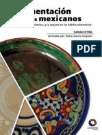La Alimentacion de Los Mexicanos