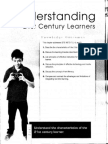 Chapter 2 Understanding 21st Century Learners