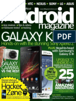 Android Magazine UK - Issue 22. 2013