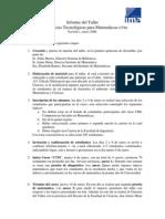 Informe Taller 1 Ctm1