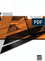 Pre Tensioned Concrete (Brochure)