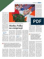Matka Polka Na Emigracji