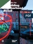10 Principles for rebuilding neighborhood retail