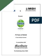 Dettol Case Study