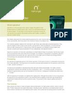 Naturya Organic Spirulina Powder
