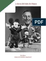 Las Siete Claves Del Exito de Disney