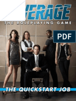 Cortex - Leverage RPG - The Quickstart Job