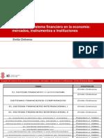 MBF Leccion 1 SISTEMA FINANCIERO Y ECONOMÍA 6 oct 09