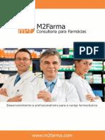 Apresentação M2Farma - Consultoria para Farmácias e Drogarias