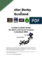 Roller Derby in Scotland 2009