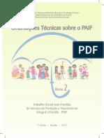 PAIF_Trabalho Social Com Familias