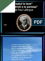 Dreptul La Lene