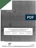 Cálculo de estructuras metálicas. Principales diferencias entre el Eurocódigo EC3 y la norma básica EA-95