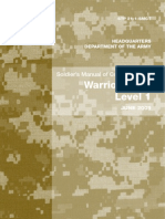 US Army Warrior Skills Level 1 2009 Edition