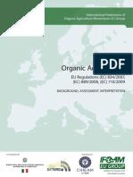 IFOAMEU IAMB Organic Aquaculture Dossier