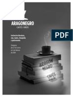 Aragón Negro 2014