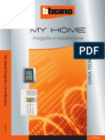 [eBook Ita] Guida Alla Domotica_Tecnica Progetti e Installazioni Catalogo MyHome BTICINO MH04GT