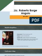 Beto Borge presentación