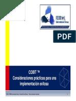 Ferrolig Tcm Cobit