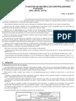 Controladores Fiscales-Nueva Normativa