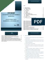Informe Macroeconómico 26