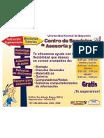Centro de Servicios de Asesoría y Transición de la Universidad Central de Bayamón