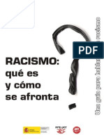 Guia Racismo Uned