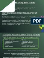 drug prevention programs for elementary schools