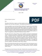 NTA Doorman Diversion Warning Letter June 2008