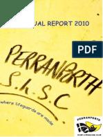 Perranporth SLSC Annual Report 2010