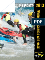 Perranporth SLSC Annual Report 2013