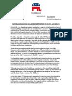 Press Release 01-20-14
