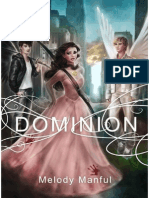 Dominion by Melody Manful