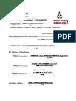 Formulas Hidraulicas